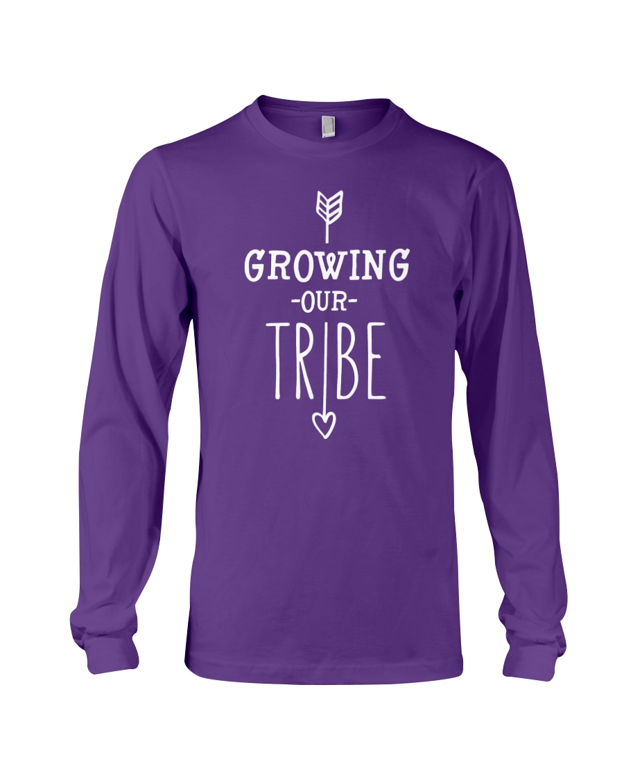 Growing our Tribe Long Sleeve Tee