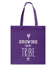 Growing our Tribe Tote Bag thumbnail