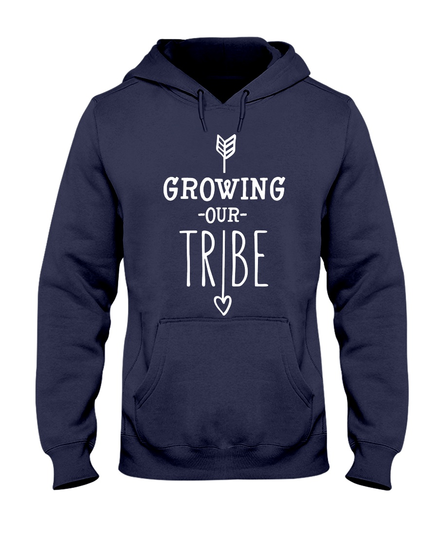 Growing our Tribe Hooded Sweatshirt