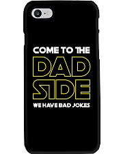 Come to the Dad Side  Phone Case i-phone-7-case