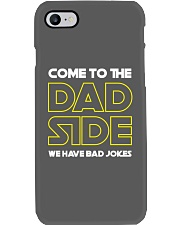 Come to the Dad Side  Phone Case tile