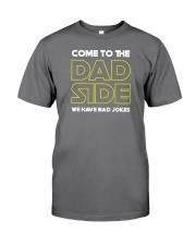 Come to the Dad Side  Premium Fit Mens Tee tile