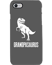 Grandpasaurus Phone Case tile