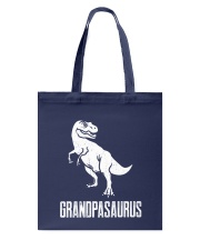 Grandpasaurus Tote Bag tile