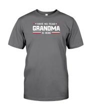 Grandma is Here Premium Fit Mens Tee thumbnail