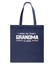 Grandma is Here Tote Bag thumbnail