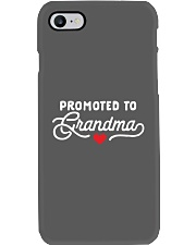 Promoted to Grandma Phone Case tile