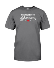 Promoted to Grandma Premium Fit Mens Tee tile