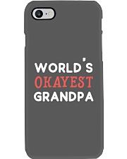 World's Okayest Grandpa Phone Case thumbnail