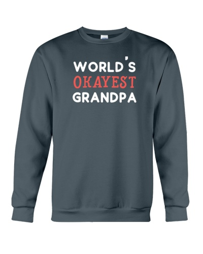 World's Okayest Grandpa