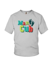 Man Cub Youth T-Shirt front