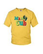 Man Cub Youth T-Shirt thumbnail