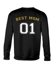Best Mom Crewneck Sweatshirt thumbnail