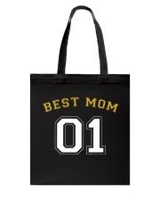Best Mom Tote Bag thumbnail