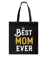 Best Mom Ever Tote Bag tile