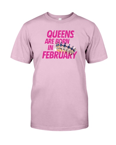 Queens Are Born in February