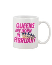 Queens Are Born in February Mug thumbnail