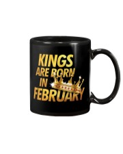 Kings Are Born in February Mug thumbnail