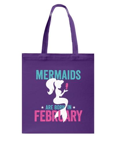 Mermaids Are Born in February