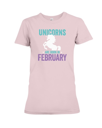 Unicorns Are Born in February