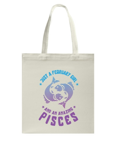February Girl an Amazing Pisces