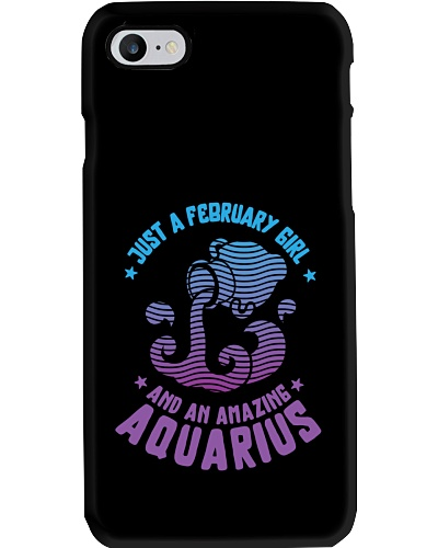 February Girl an Amazing Aquarius
