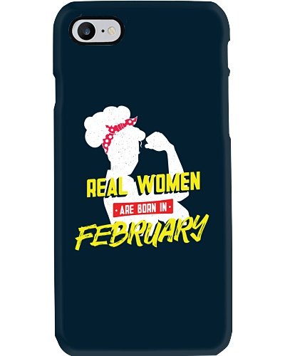Real Women are Born in February