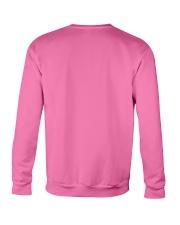 February Girls are Crazy Crewneck Sweatshirt back