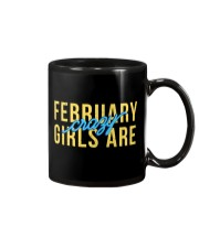 February Girls are Crazy Mug thumbnail