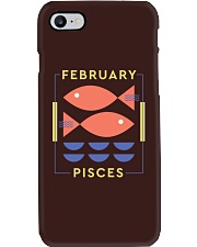 February Pisces Phone Case thumbnail