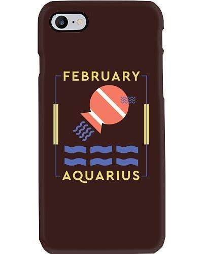 February Aquarius
