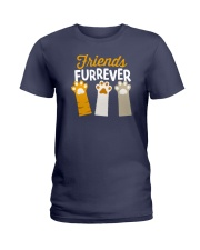 Paw Friends Ladies T-Shirt thumbnail
