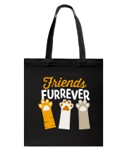 Paw Friends Tote Bag tile