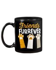 Paw Friends Mug back