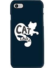 Cat Lady Phone Case thumbnail