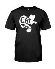 Cat Lady Classic T-Shirt front