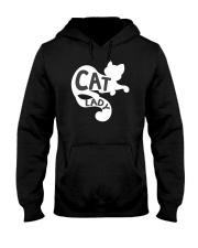 Cat Lady Hooded Sweatshirt front