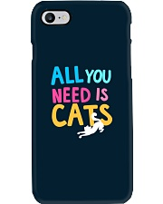 All You Need is Cats Phone Case thumbnail