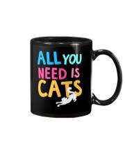 All You Need is Cats Mug thumbnail