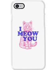 I Meow You Phone Case thumbnail
