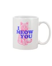 I Meow You Mug thumbnail