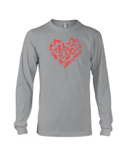 Purry Heart Long Sleeve Tee thumbnail