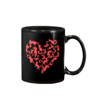 Purry Heart Mug tile