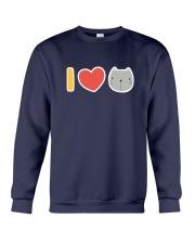 I Love Cats Crewneck Sweatshirt thumbnail