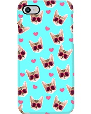 Cool Cat Phone Case i-phone-7-case