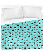 Cool Cat Duvet Cover - King thumbnail