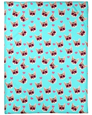 Cool Cat Fleece Blanket tile