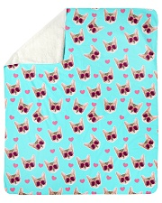 "Cool Cat Sherpa Fleece Blanket - 50"" x 60"" thumbnail"