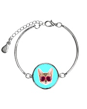 Cool Cat Metallic Circle Bracelet thumbnail
