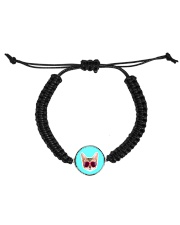 Cool Cat Cord Circle Bracelet thumbnail